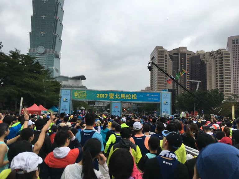 台北マラソン