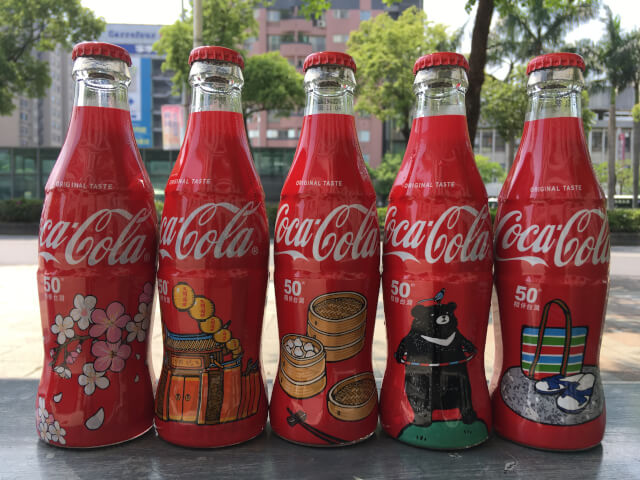 コカ・コーラ50周年